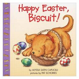 Alyssa Satin Capucilli,�Pat Schories Happy Easter, Biscuit!