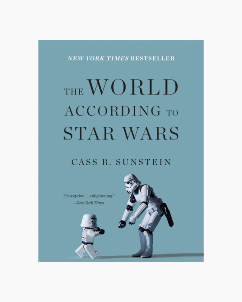 Cass R. Sunstein The World According to Star Wars (Hardcover)