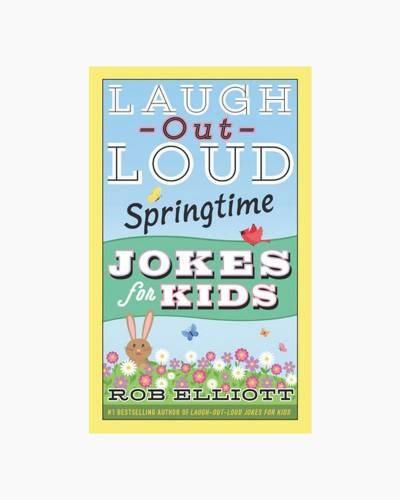 Laugh-Out-Loud Springtime Jokes for Kids (Paperback)