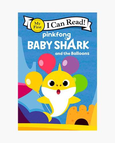 Baby Shark: Baby Shark and the Balloons (Paperback)