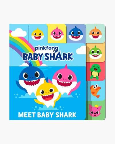 Meet Baby Shark Board Book