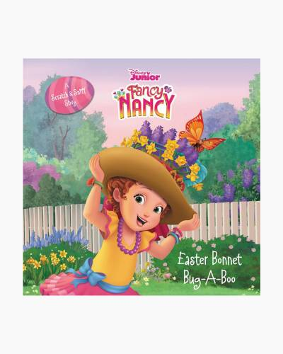 Fancy Nancy: Easter Bonnet Bug-A-Boo - A Scratch and Sniff Story