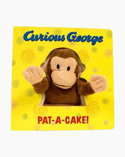 Curious George Pat-A-Cake Board Book