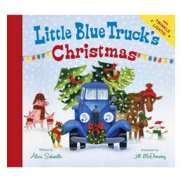 Alice Schertle Little Blue Truck's Christmas (Board Book)