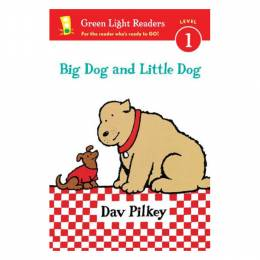 Houghton Mifflin Harcourt Big Dog and Little Dog (Reader) (Paperback)