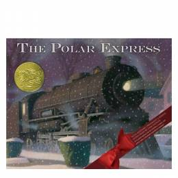 Chris Van Allsburg Polar Express 30th anniversary edition (Hardcover)