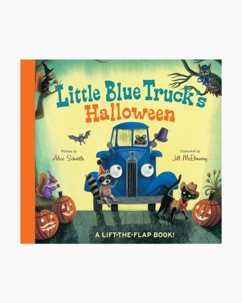 Alice Schertle Little Blue Truck's Halloween (Board Book)