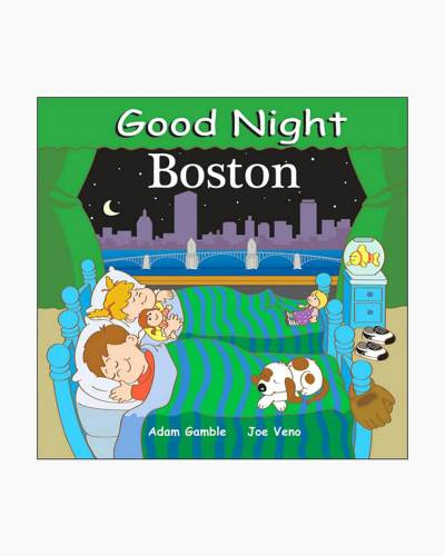 Good Night Boston Board Book