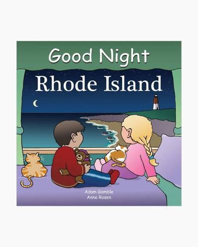 Good Night Rhode Island Board Book