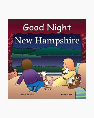 Good Night New Hampshire Board Book