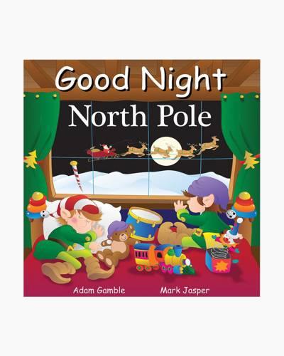 Good Night North Pole (Board Book)