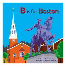 Independent Publishers Group B Is For Boston (Hardcover)