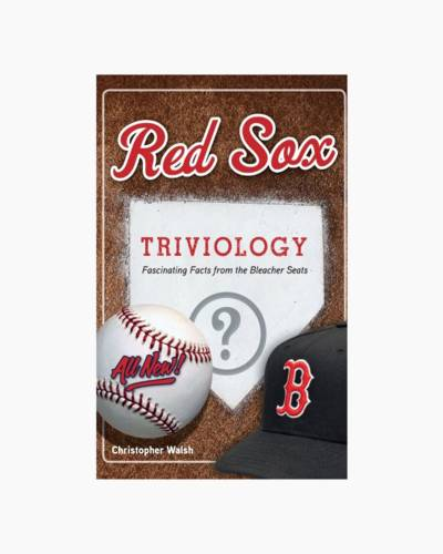 Red Sox Triviology: Fascinating Facts from the Bleacher Seats (Paperback)