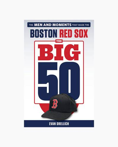 The Big 50: Boston Red Sox (Paperback)