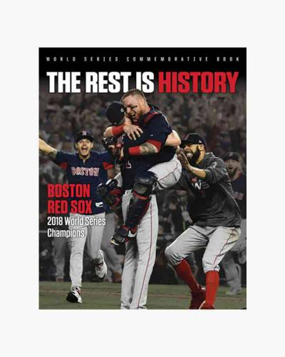 The Rest Is History: Boston Red Sox: 2018 World Series Champions (Paperback)