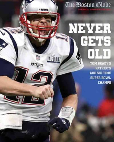 2019 Super Bowl Champions (Paperback)