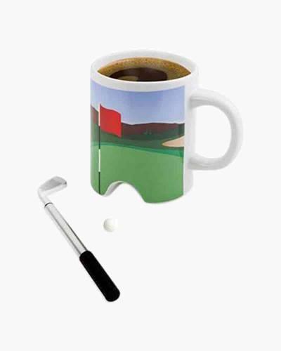Golf Putter Mug