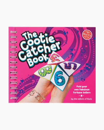 The Cootie Catcher Activity Book and Kit