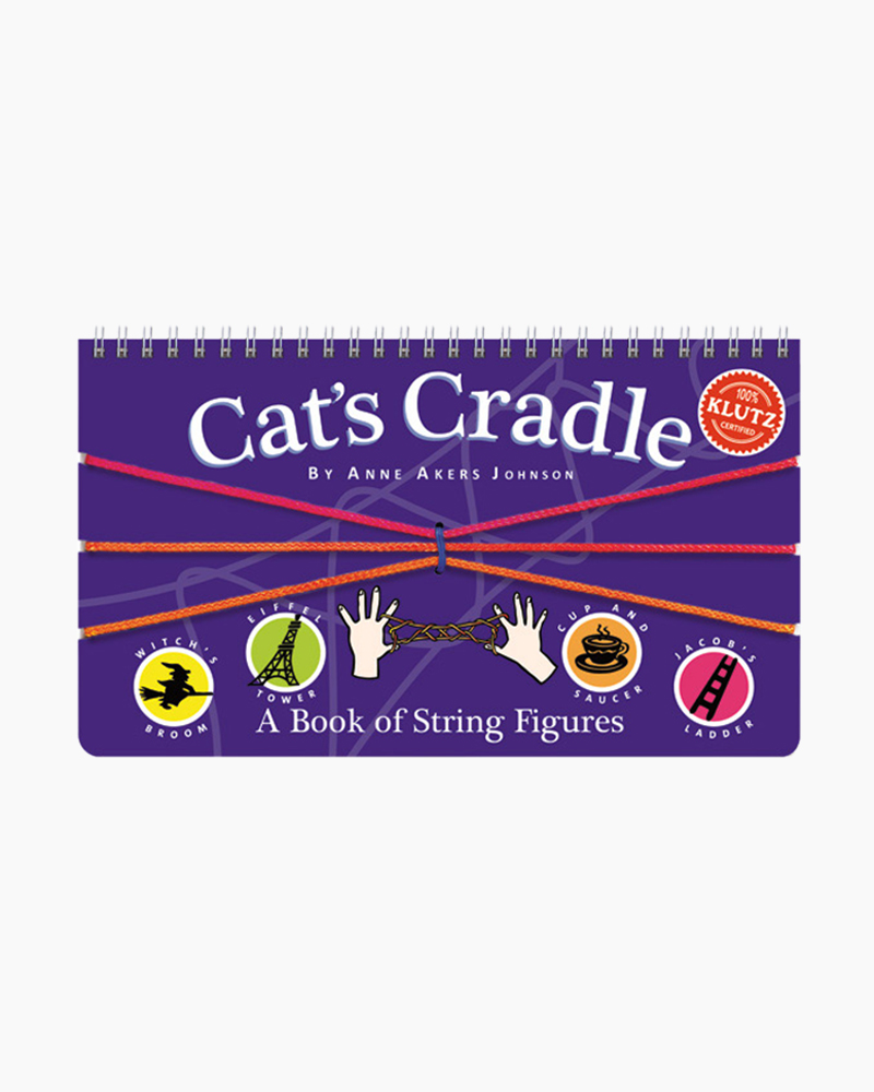 Klutz Cat\'s Cradle Activity Book and Kit | The Paper Store