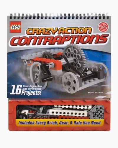 Lego Crazy Actions Contraption Book