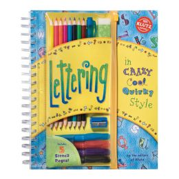 Klutz Lettering Art and Drawing Kit