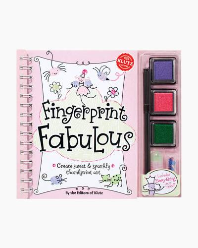 Fingerprint Fabulous Art and Drawing Kit