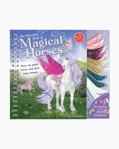 The Marvellous Book of Magical Horses