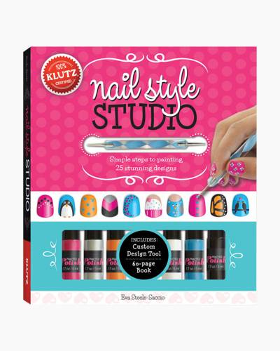 Nail Style Studio Nail Art Fashion Kit