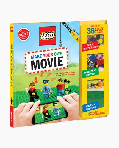 LEGO Make Your Own Movie Activity Book