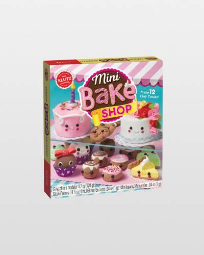 Mini Bake Shop Activity Kit