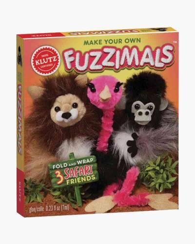 Make Your Own Fuzzimals Safari