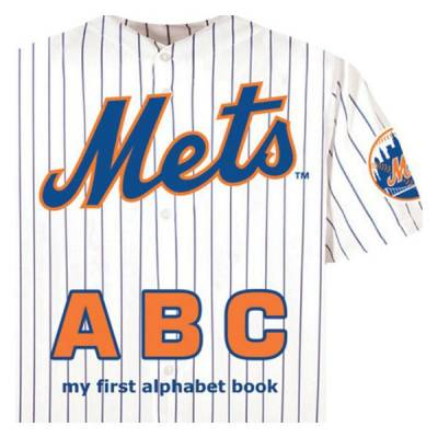 New York Mets ABC Board Book
