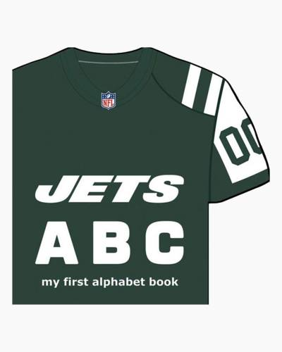 New York Jets ABC Board Book