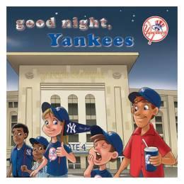 Brad Epstein Good Night, Yankees (Board Book)