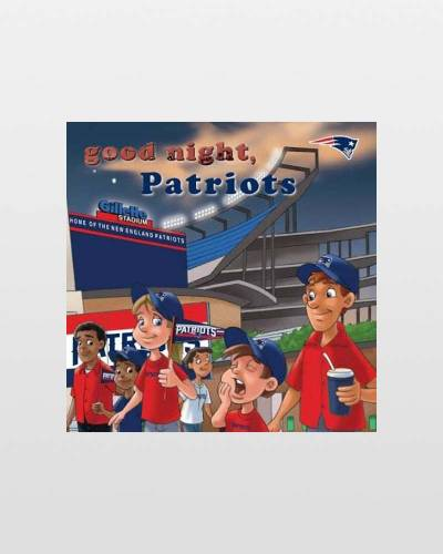 Good Night, Patriots (Board Book)