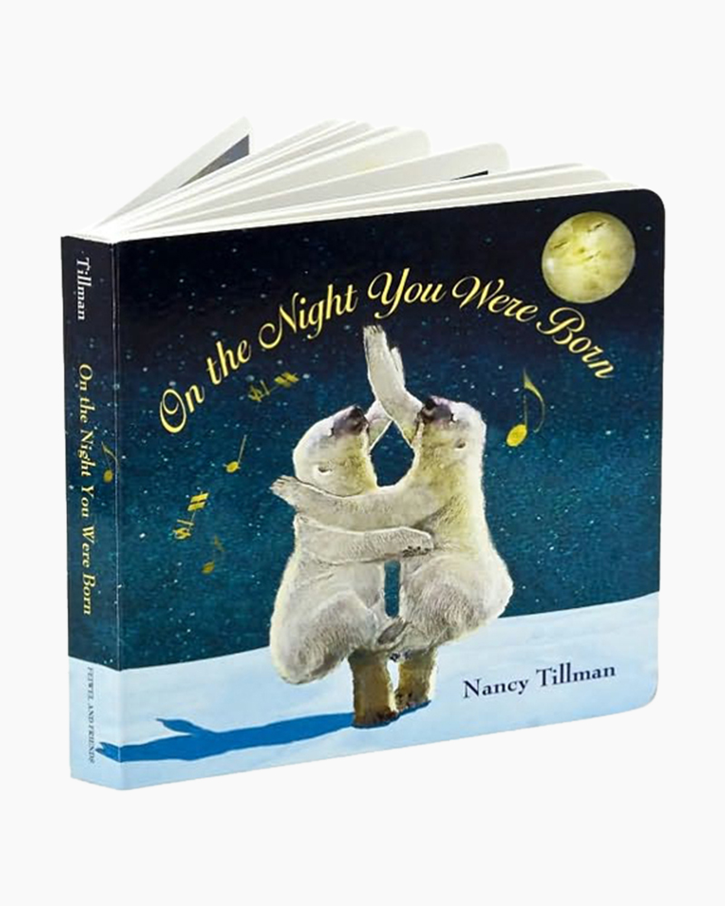 Nancy Tillman On The Night You Were Born Board Book The