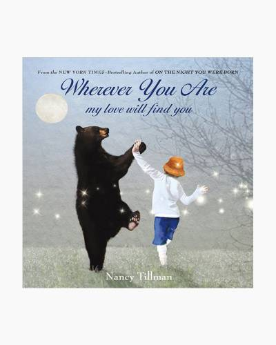 Wherever You Are: My Love Will Find You Board Book