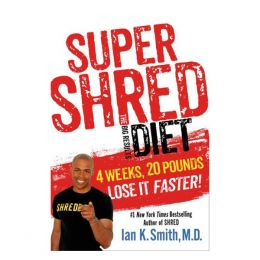 Ian K. Smith Super Shred (Hardcover)