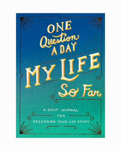 One Question a Day (Paperback)