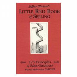 Jeffrey Gitomer Little Red Book of Selling (Hardcover)
