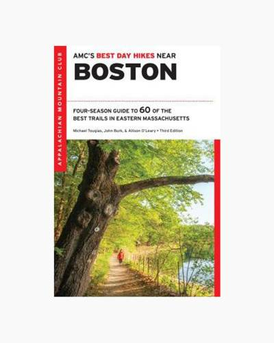 AMC's Best Day Hikes Near Boston (Paperback)