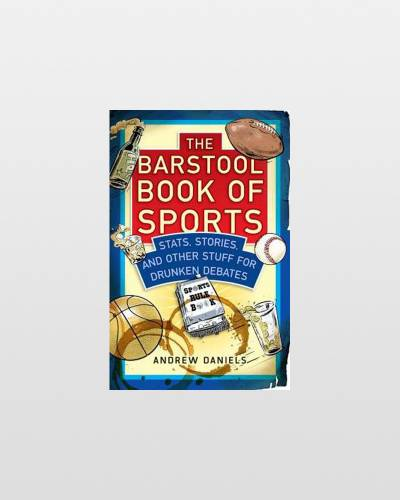The Barstool Book of Sports (Hardcover)
