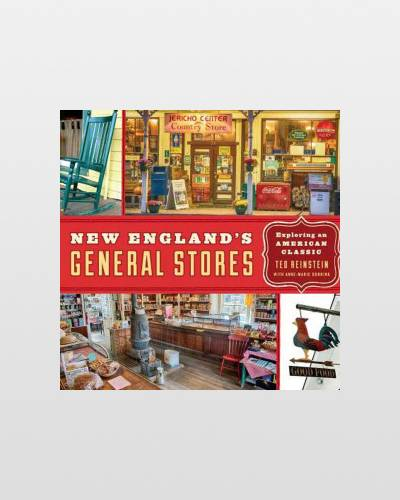 New England's General Stores (Hardcover)