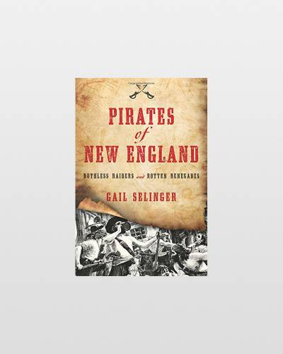 Pirates of New England (Paperback)