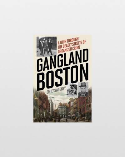 Gangland Boston (Paperback)