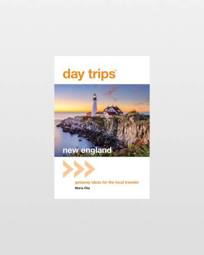 Day Trips New England (Paperback)