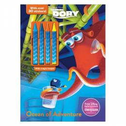 Parragon Disney Pixar Finding Dory Ocean of Adventure (Coloring Book)