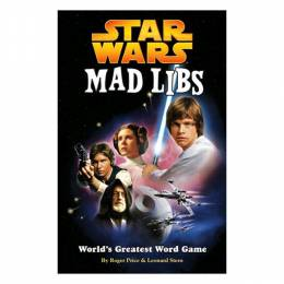 Roger Price and Leonard Stern Star Wars Mad Libs (Paperback)