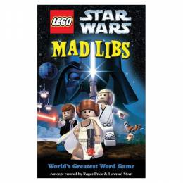 Roger Price LEGO Star Wars Mad Libs