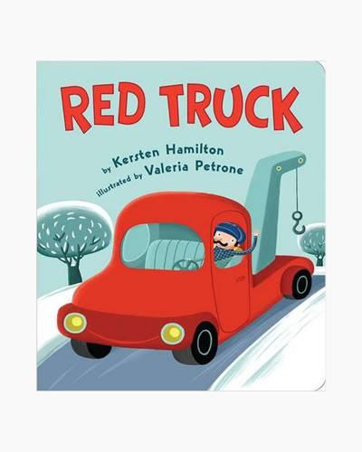 Red Truck Board Book